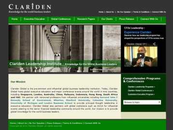 Clariden Global